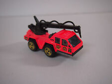 HOT WHEELS FLAME STOPPER FLAMMABLE MATERIALS CONTROL FIRE TRUCK