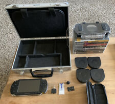 Playstation Psp1001 With Case And Accessories