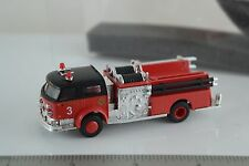 Busch LaFrance Chicago Fire Department Pumper Engine Co #3 HO 1:87 Scale