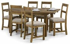 Pine Round Table & Chair Sets with 4 Seats