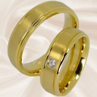 Partnerringe Trauringe Verlobungsringe Eheringe 6mm mit Gravur