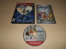 Kingdom Hearts Complete Playstation 2 PS2 Game CIB Disney
