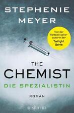 The Chemist – Die Spezialistin von Stephenie Meyer (2016, Gebundene Ausgabe)