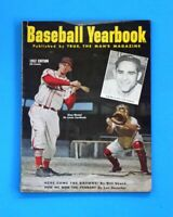1952 TRUE BASEBALL YEARBOOK STAN MUSIAL & YOGI BERRA