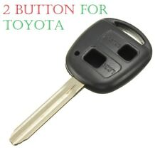 2 Button Remote Key Fob Case Shell for Toyota Rav4 Yaris Corolla Celica Prius AK