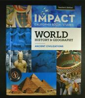 Impact Social Studies Grade 6 TE World History & Geography Anicent Civilizations