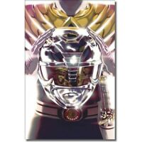 BOOM! Mexico MIGHTY MORPHIN POWER RANGERS #5 ARMORED BLACK RANGER Variant SDCC