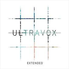 Ultravox - Extended - New 2CD Album - Pre Order 16/11/2018