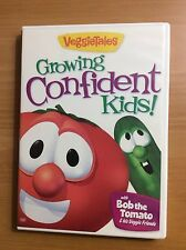 Veggie Tales: Growing Confident Kids! (DVD, 2010)