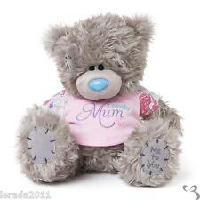 "MUM PLUSH BEAR TATTY TEDDY 8""  T-SHIRT - CUTE CUDDLY GREY MOTHERS DAY ME TO YOU"