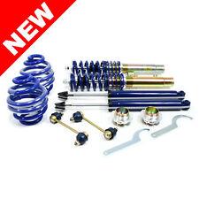 RSK Coilover Set Adjustable Suspension Lowering Shock Kit 98-06 BMW E46 3-Series