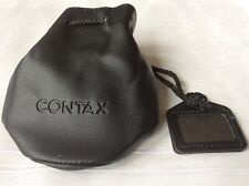 GENUINE CONTAX GCL-1 CASE. Fits any of 28mm, 35mm, 45mm G lenses. New.
