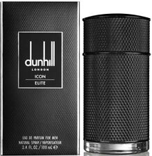 Dunhill London Icon Elite by Alfred Dunhill men EDP 3.3 / 3.4 oz New in Box