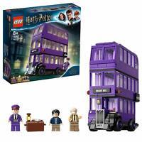 LEGO 75957 Harry Potter The Knight Bus Purple Triple Decker 2019 Building Toy