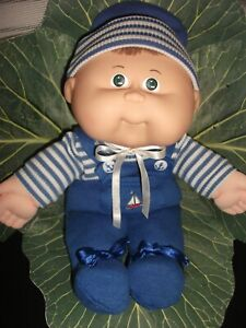 Cabbage Patch Beanie Butt Baby Boy BBB Hasbro 1986  Approx 32cm