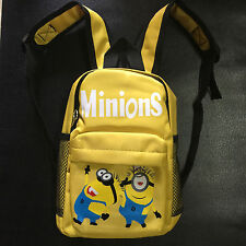 Despicable Me Minions Style Friends Kids School Shoulder Bag Backpack Rucksack
