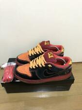 Nike SB Dunk Low 2005 Premium Hawaii Deep Orange 313170 003 Size US 9.5 with Box