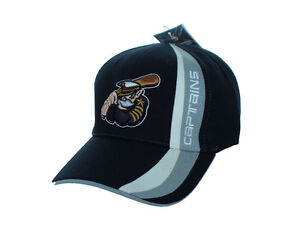 New! Cleveland Captains Adjustable Back Hat Embroidered Cap Minor League