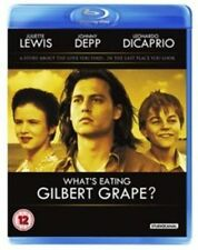 What's Eating Gilbert Grape? 5055201826503 With Johnny Depp Blu-ray Region B