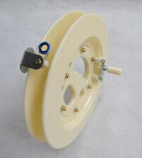 """Lockable Kite Line / String Reel / Winder / Wheel  10"""" / 25CM"""