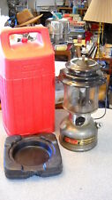 Coleman 295 Powerhouse Dual Fuel Two Mantle Lantern & Red Carry Case 07 / 89