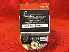 ROCKWELL/COLLINS TDR 90 ATC TRANSPONDER WITH TRAY P/N 622-1270-001