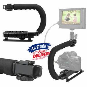DSLR Gimbal Handheld Steadicam Steady Cam Camcorder Pro Camera Stabilizer ACB#