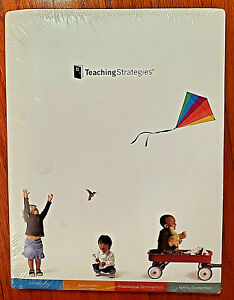 New Creative Curriculum Sealed Promo Pack - Buildings Study, 3 Books & More