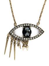 COLLIER PENDENTIF Oeil bleu Symbole Egyptien  - Necklace Egyptian Blue Eye