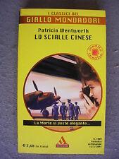 GIALLO CLASSICO # 1009 - PATRICIA WENTWORTH - LO SCIALLE CINESE - MONDADORI