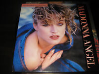 "Madonna; Angel on  12 "" single"