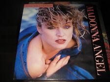 """Madonna; Angel on  12 """" single"""