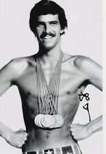 More details for mark spitz genuine hand signed 12x8 image a photo uacc