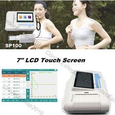 Spirometro dispositivo di test della funzionalità polmonare portatile FVC SVC