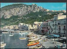 Italy Postcard - Capri - The Large Shore B2689