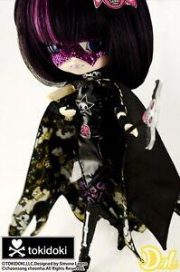 Pullip Dal Tokidoki Vendettina Doll  #JP153 New in Box Jun Planning / Groove