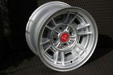 2 Fiat CD 66 Design Felgen 7x13 neu nun mit TÜV Festigkeitsgutachten!!