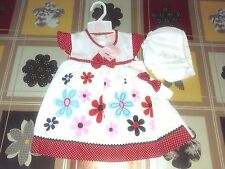 BABY GIRL 3 Piece Clothing Set Imprime Design par Rock-a-bye baby 12/18