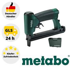 Metabo dkg80/16 aire comprimido grapadora aire comprimido-paréntesis dispositivos/- Nagler + maleta
