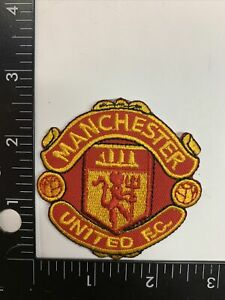 Manchester United Iron On Patch