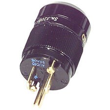 Wattgate 330i AU Black Audio Grade Edison Connector
