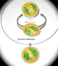 Modeschmuck-Halsketten & -Anhänger aus Aluminium Designer