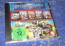 Stronghold Collection für PC alle 5 + Addons kpl. deutsch NEU und verschweisst