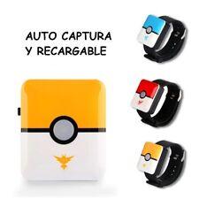 Pokemon go plus auto captura recargable. Insinto, sabiduria o valor