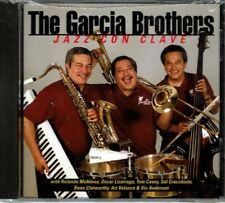 The Garcia Brothers  Jazz con Clave BRAND  NEW SEALED CD