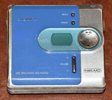 Sony MD Walkman MZ-N420D Portable Minidisc Player –Working!