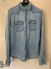 LEVI'S Denim Shirt Size M