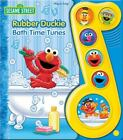 Sesame Street - Rubber Duckie Bath Time Tunes Sound Book - PI Kids [Play-A-Song]