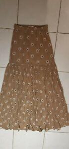 Ladies New Sz 6 Tigerlily Maxi Skirt