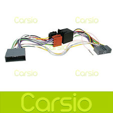 Honda Civic Car Hands Free Parrot/Bluetooth ISO Adaptor Lead Connector Harness